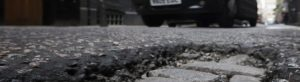 Pothole Repairs Price in Derbyshire