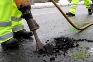 Pothole Repairs Glastonbury